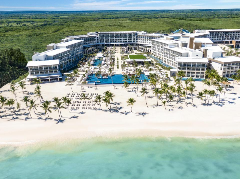 Hyatt Hotel Dominican Republic.