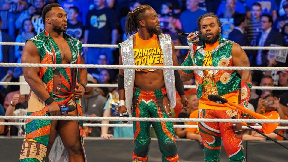 WWE: The New Day of Kofi Kingston, Big E and Xavier Woods