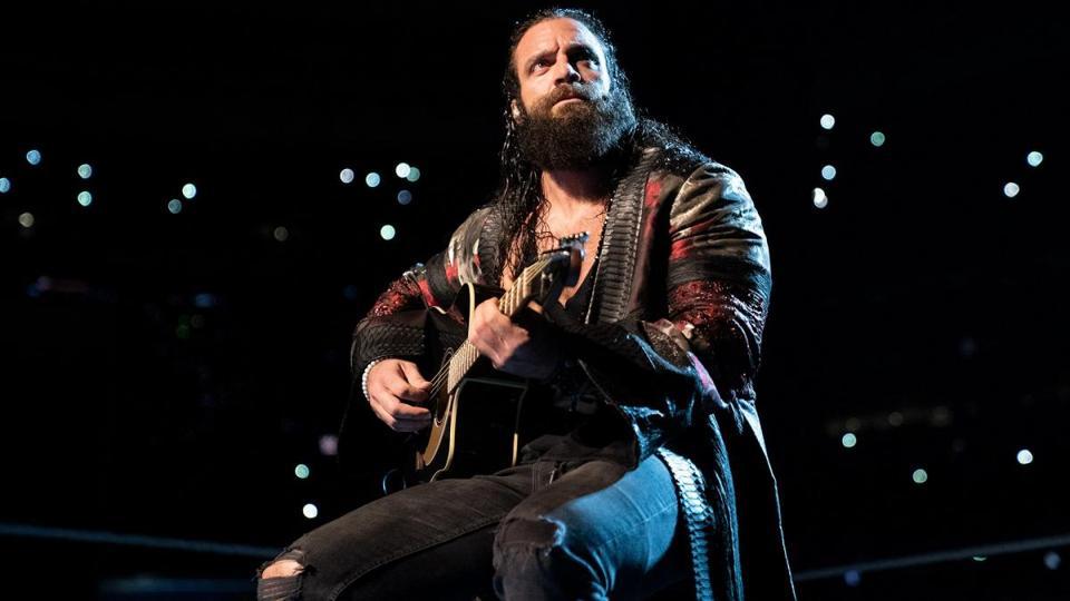 WWE star Elias