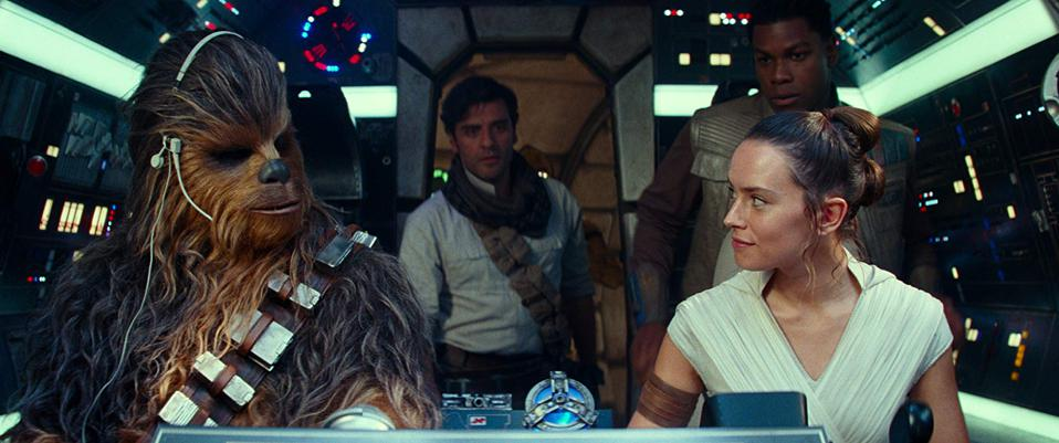 Star Wars Rise Of Skywalker Reviews