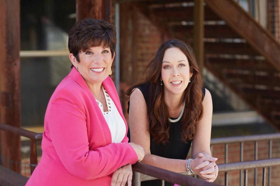 Dr. Leslie Apgar And Gina Dubbé
