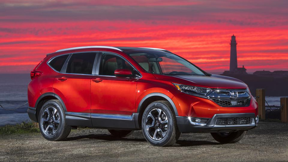 CarMD.com determined that the 2017 Honda CR-V required the fewest check engine light-related repairs among all vehicles over a 12-month period.