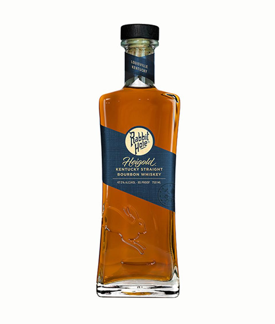 Rabbit Hole Heigold, a high-rye recipe bourbon