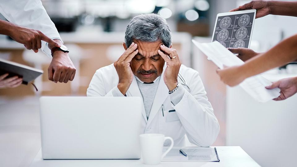 What's The Economic Cost Of Physician Burnout?