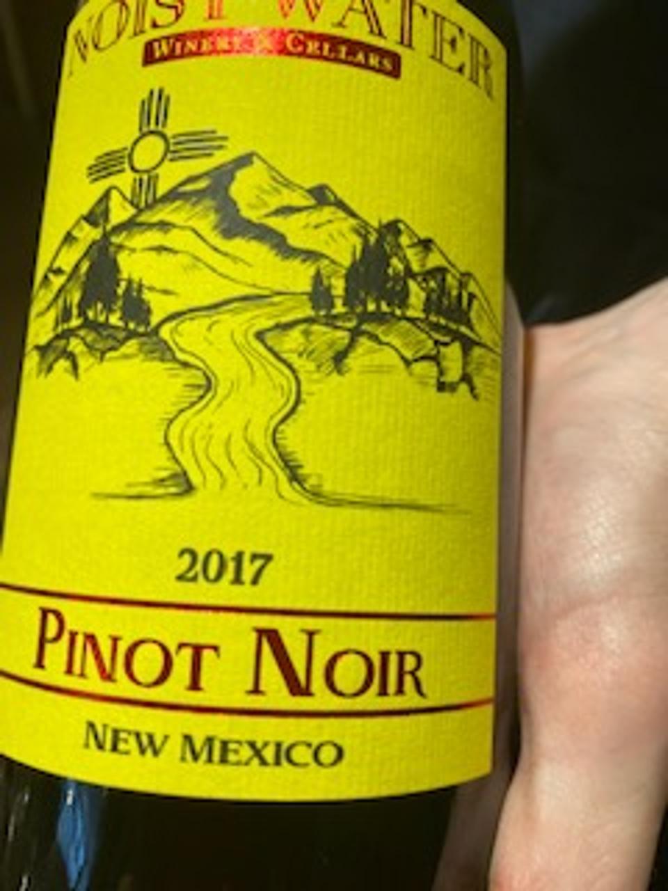 Noisy Water 2017 Pinot Noir