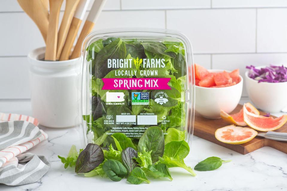 BrightFarms SpringMix