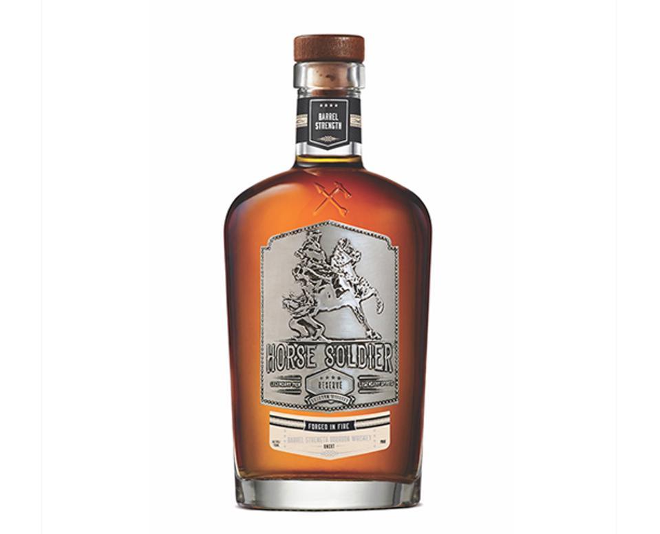 Horse Soldier Barrel Strength Bourbon