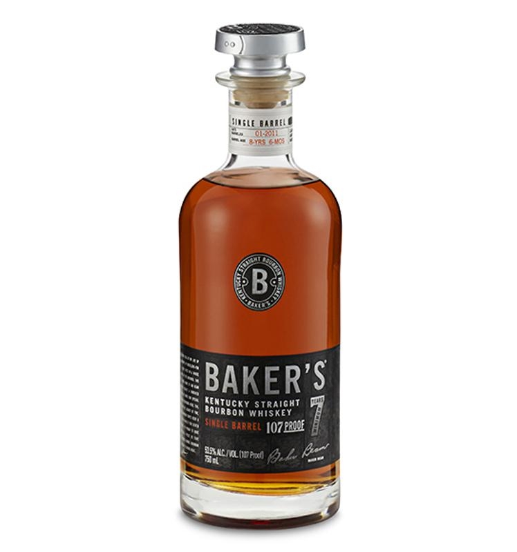 Baker's 7-Year-Old has become a single barrel bourbon