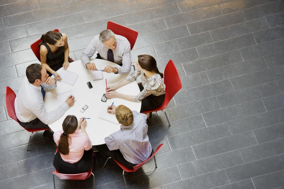 Break out sessions and round tables help franchise owners brainstorm, talk with suppliers and learn how to improve in areas they want to grow.