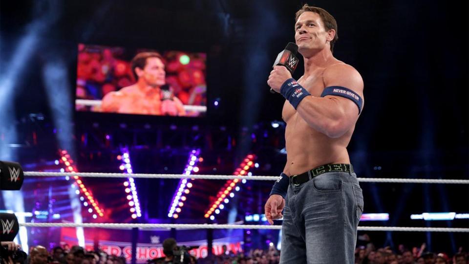 Breaking: John Cena WWE Return Announced On February 28 Smackdown 1