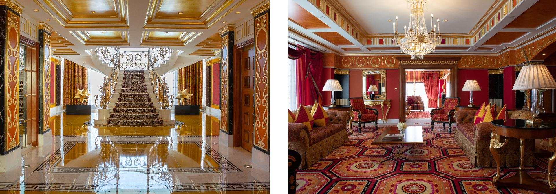 The Burj Al Arab Jumeirah suite
