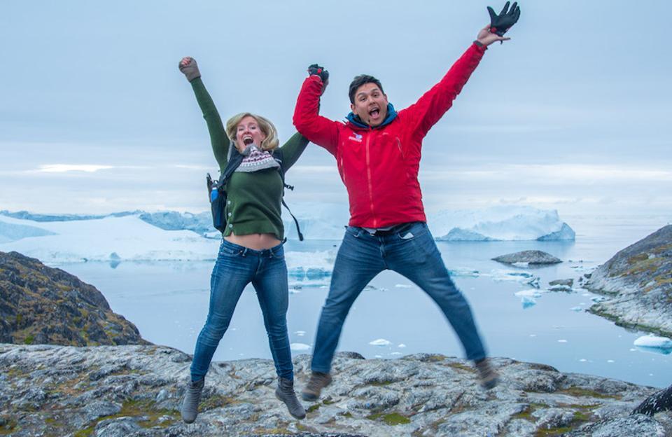 Cedar Swan, Jason Edmunds, Adventure Canada, Eat Like A Local