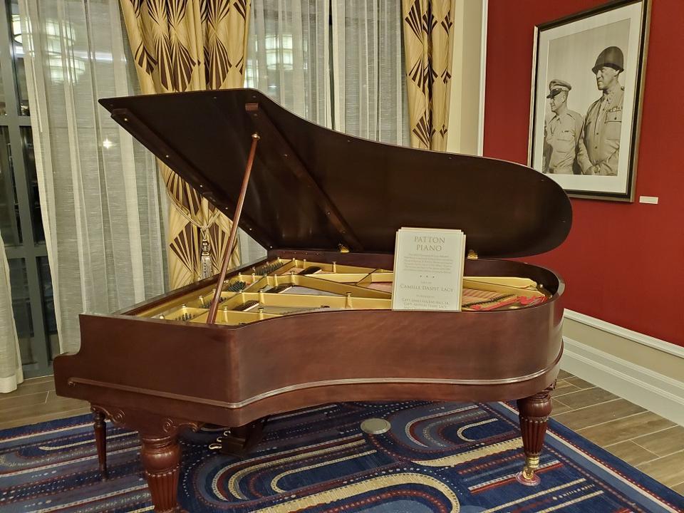 General Patton's Piano