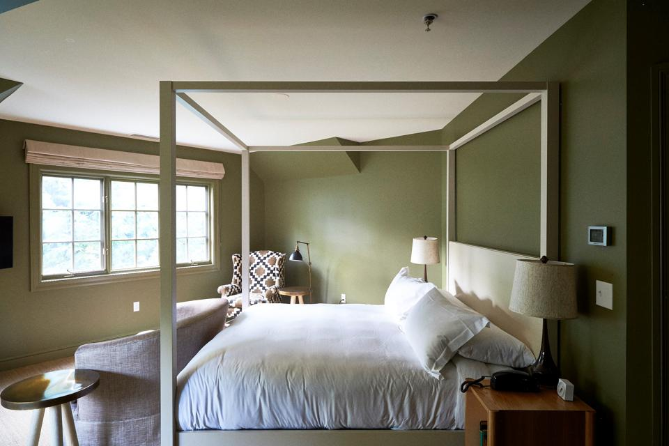 Guest Room at Troutbeck