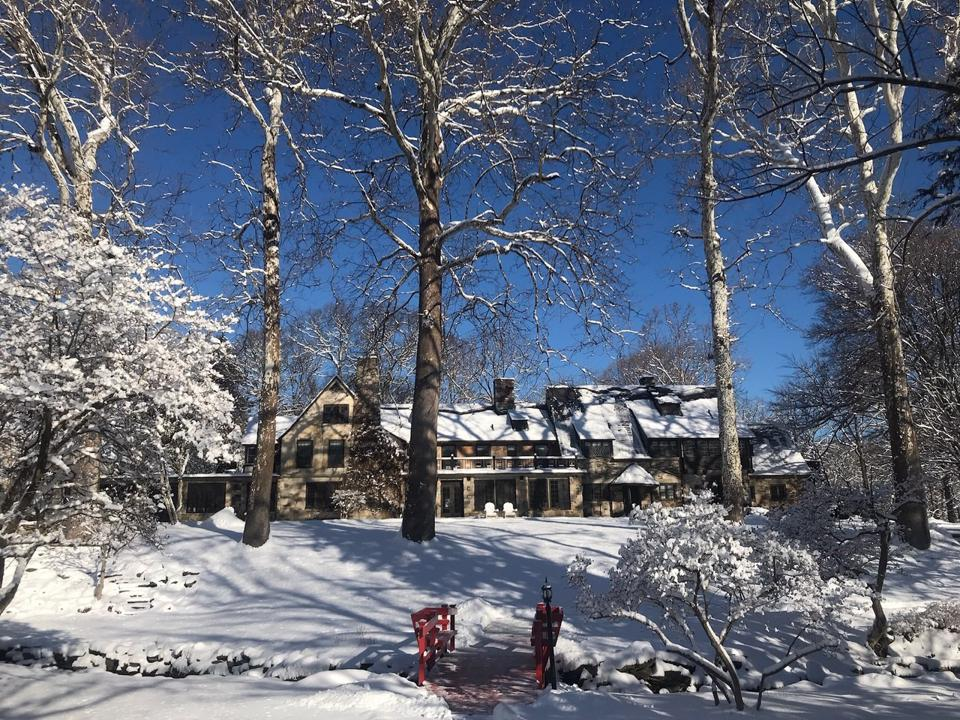 Winter at Troutbeck.