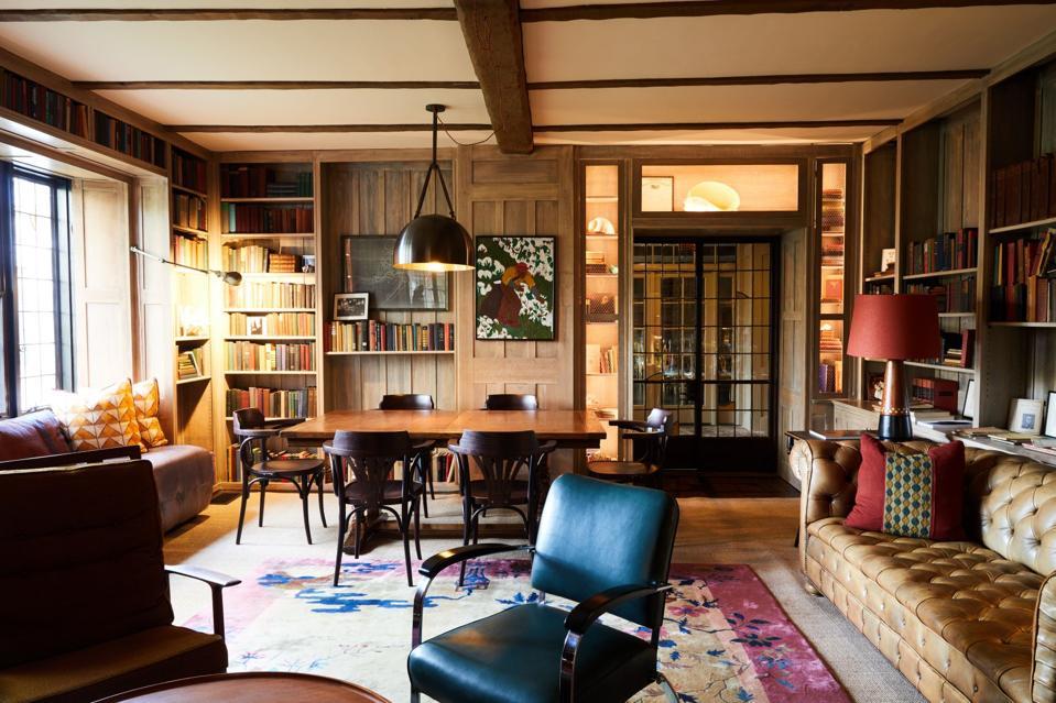 Troutbeck lounge