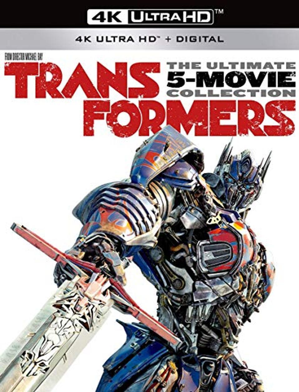 Transformers 4k Michael Bay Bayformers