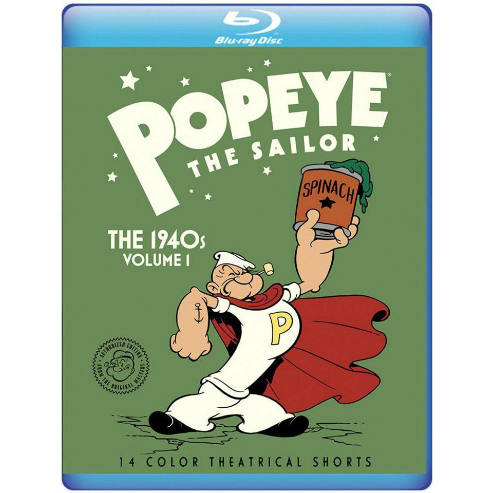 popeye warner archive collection