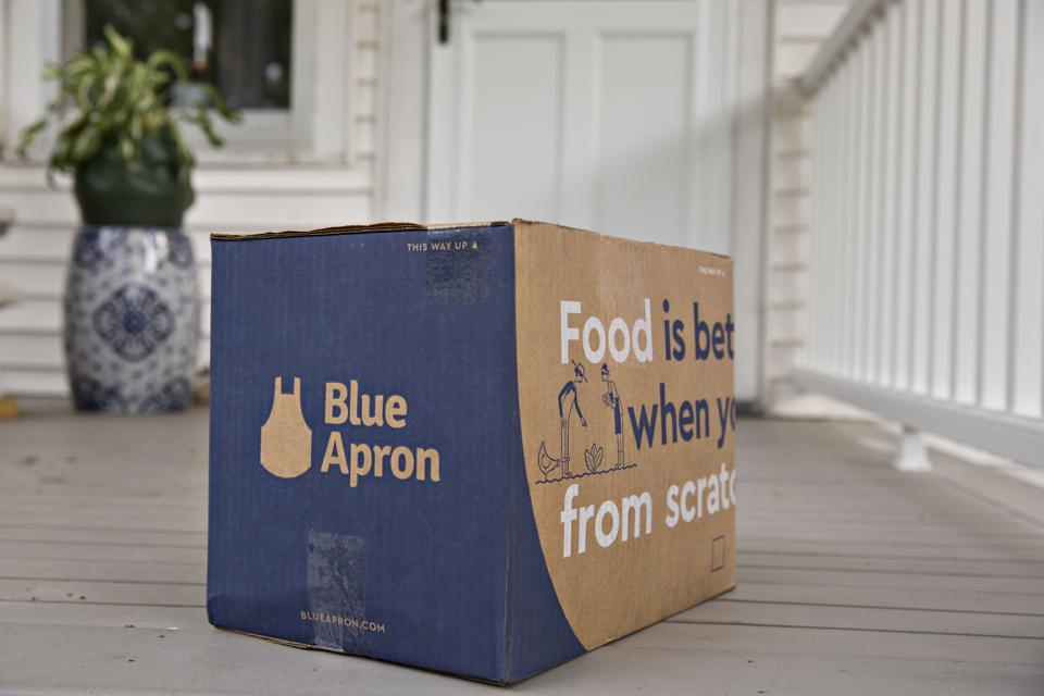 BLUE APRON and subscription box and Stitch Fix
