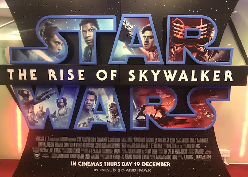Imax The Ultimate Way To See Star Wars The Rise Of Skywalker