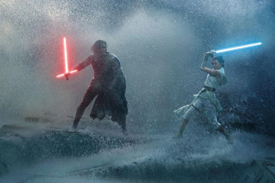 'Star Wars: Rise Of Skywalker' Is The Best Of The New Trilogy, Despite Awkward 'Last Jedi' Fixes