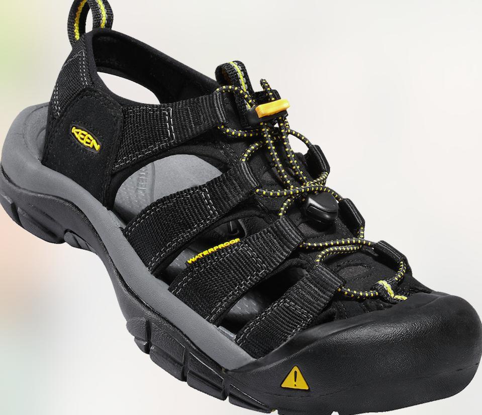 Keen outdoor footwear