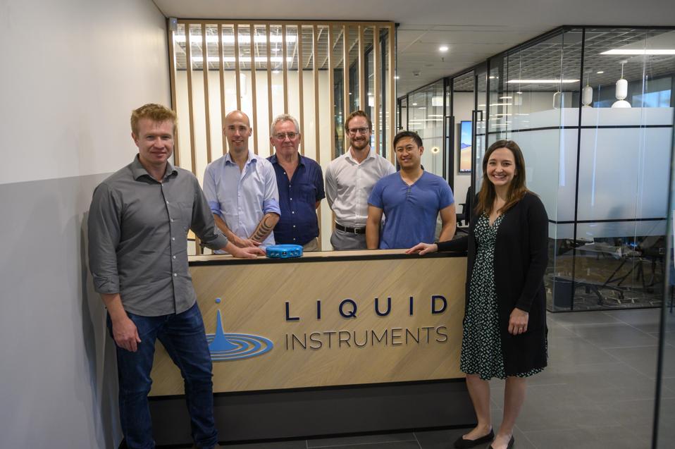 Liquid Instruments, Apple, NASA, electricity, Keysight, Anritsu,  Rohde & Schwarz