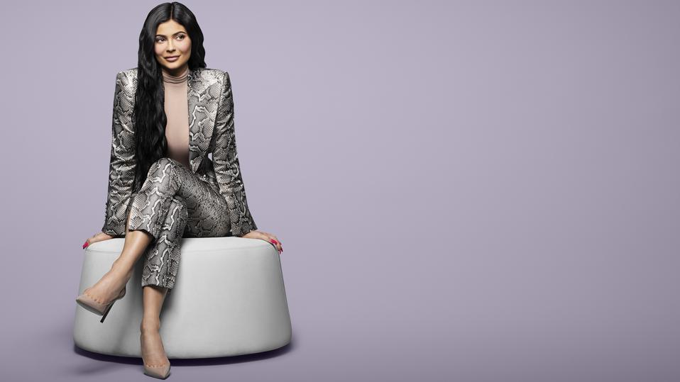 Kylie Jenner is the youngest self-made billionaire.
