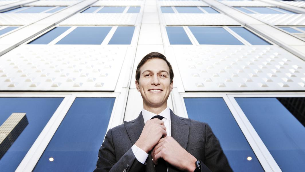 "Best Stories Of The Decade: ""Exclusive Interview: How Jared Kushner Won Trump The White House"""