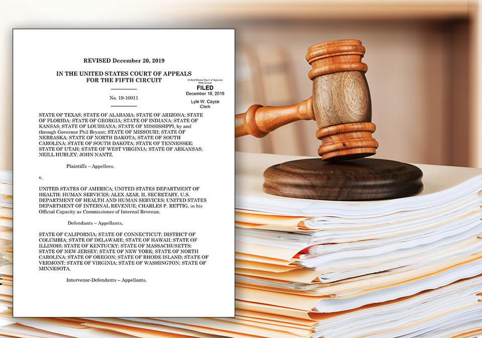 United States Court of Appeals 5th District decision.
