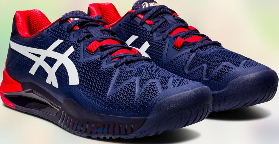 Asics, Gael Monfils Debut Completely Updated Gel Resolution
