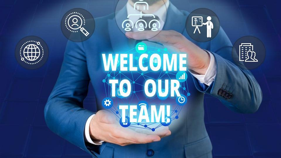 Welcome to our team concept