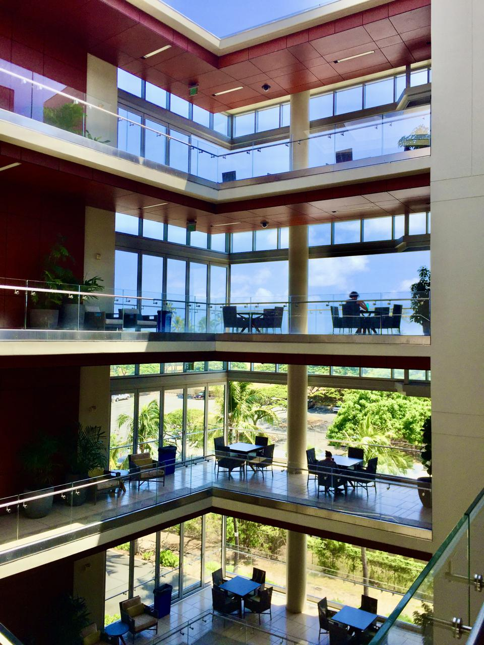 The AI Precision Health Institute at the University of Hawaiʻi Cancer Center in Honolulu.