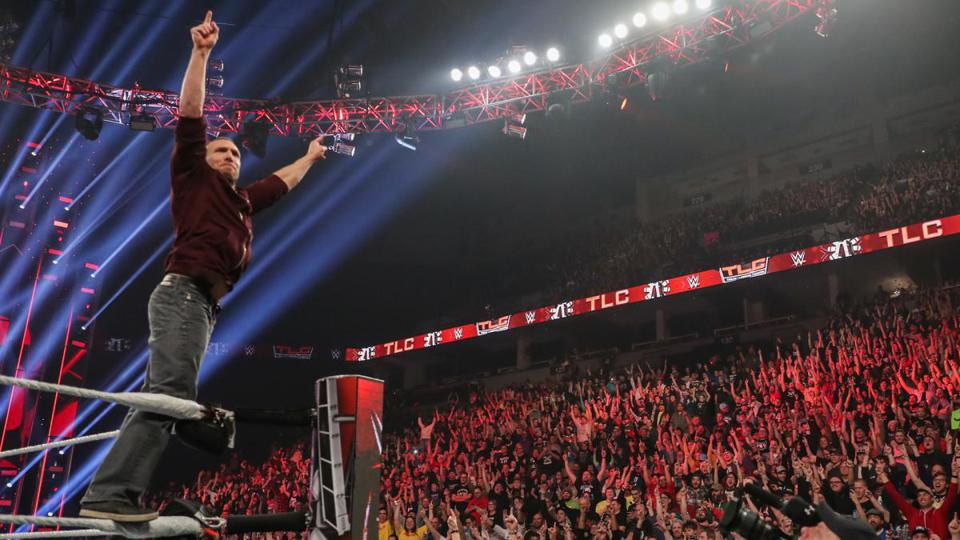 Daniel Bryan The Miz Baron Corbin Dolph Ziggler Haircut The Fiend Bray Wyatt