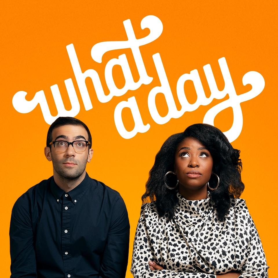 What a Day podcast
