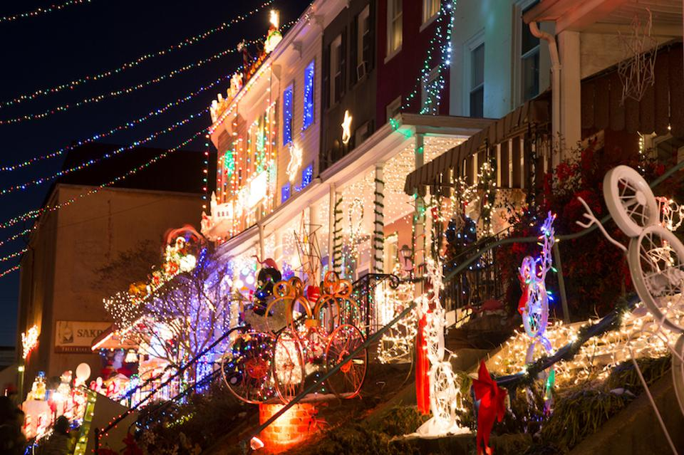 Miracle on 34th Street, Baltimore