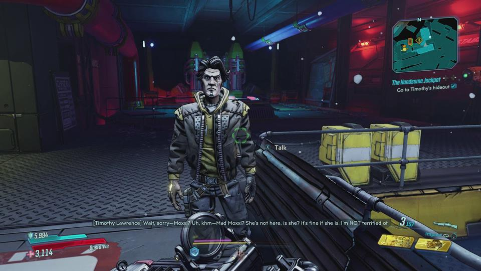 Let S Talk About Borderlands 3 Moxxi S Heist Spoilers