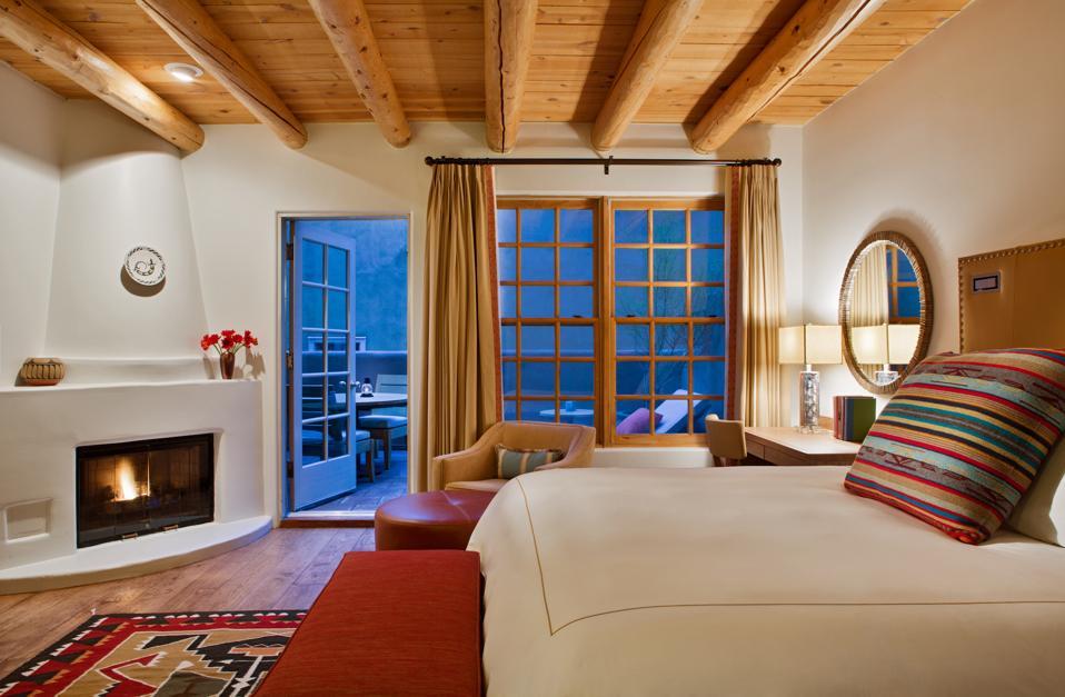 Rosewood Inn of the Anasazi Hotel Santa Fe