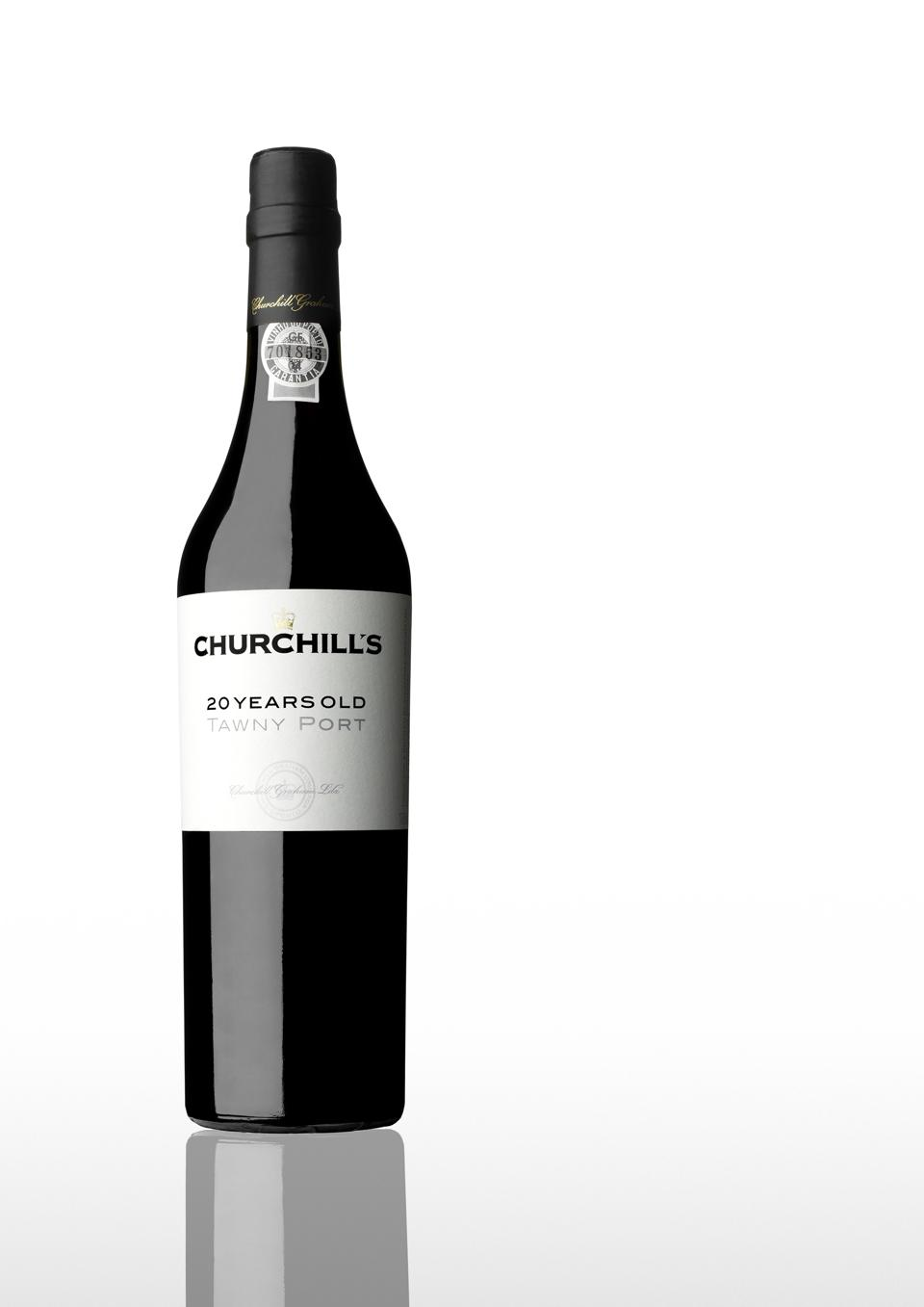 Churchill's 20 Years Old Port