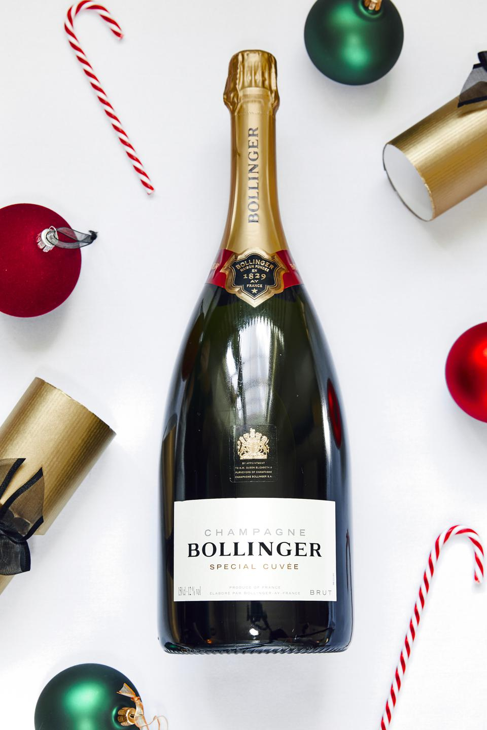 Bollinger Champagne from the Magnum Company