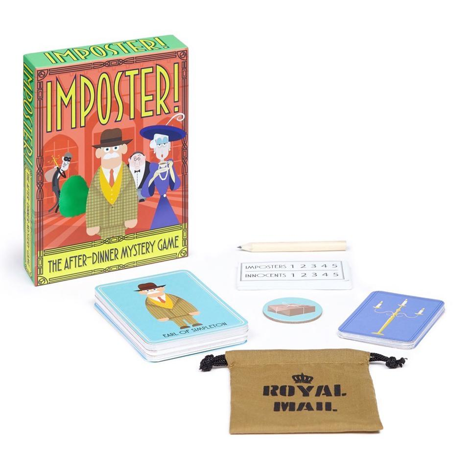 Imposter by Clarendon Games
