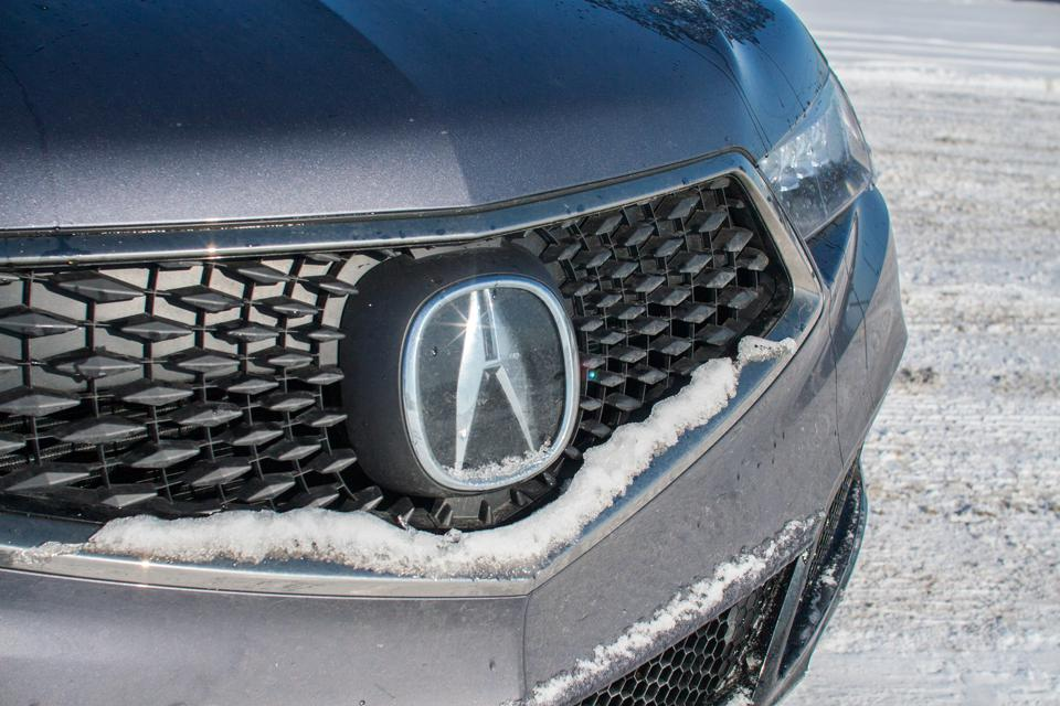 2020 Acura MDX A-Spec grille