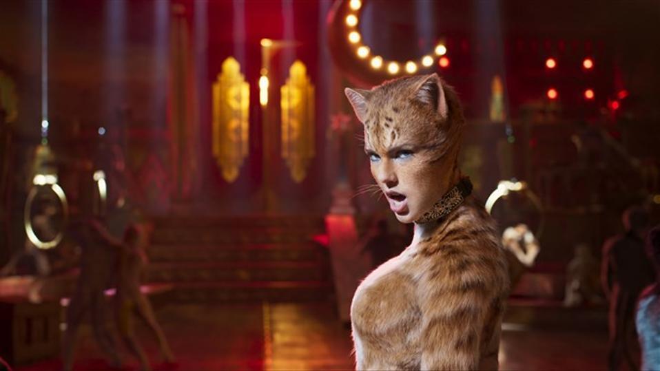 Taylor Swift in Tom Hooper's 'Cats'
