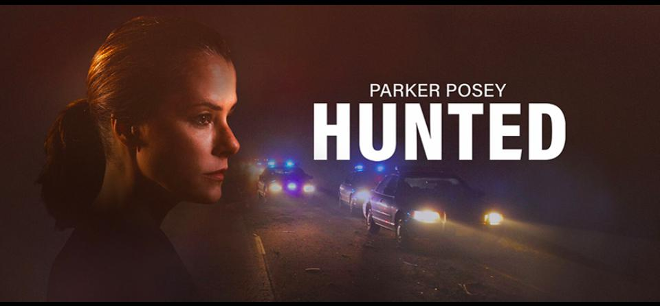 Parker Posey stars in the podcast ″Hunted.″