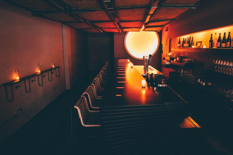 Dead or Alive is a stylish natural wine bar owned by Christine Soto.