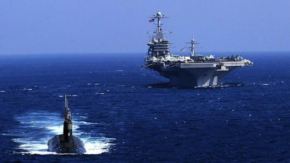 Nuclear Navy Ships