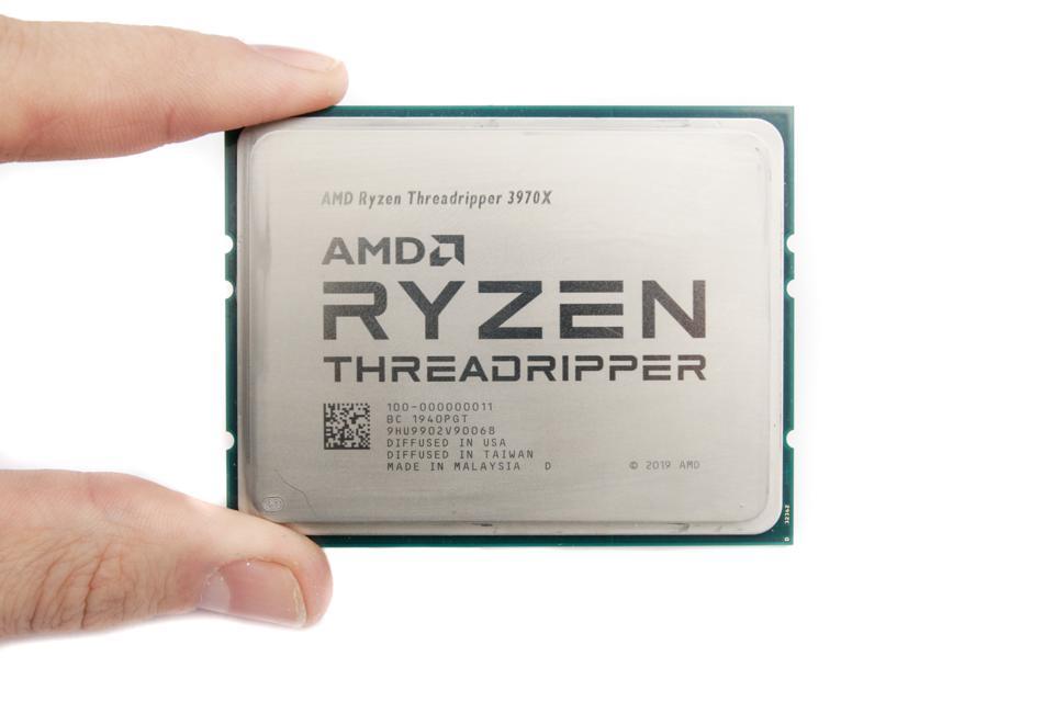 AMD's Threadripper 3970X