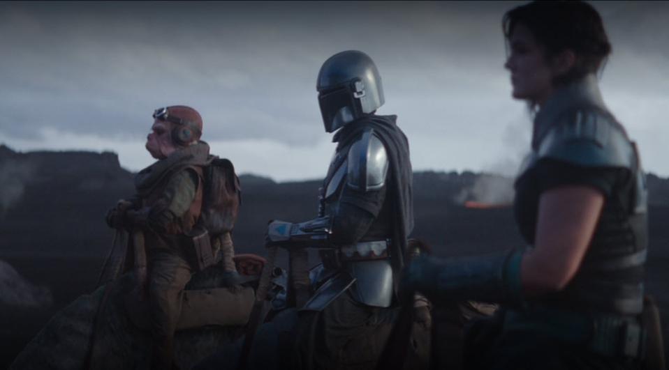 'The Mandalorian' Ending Reveals A Core Problem With Disney Plus