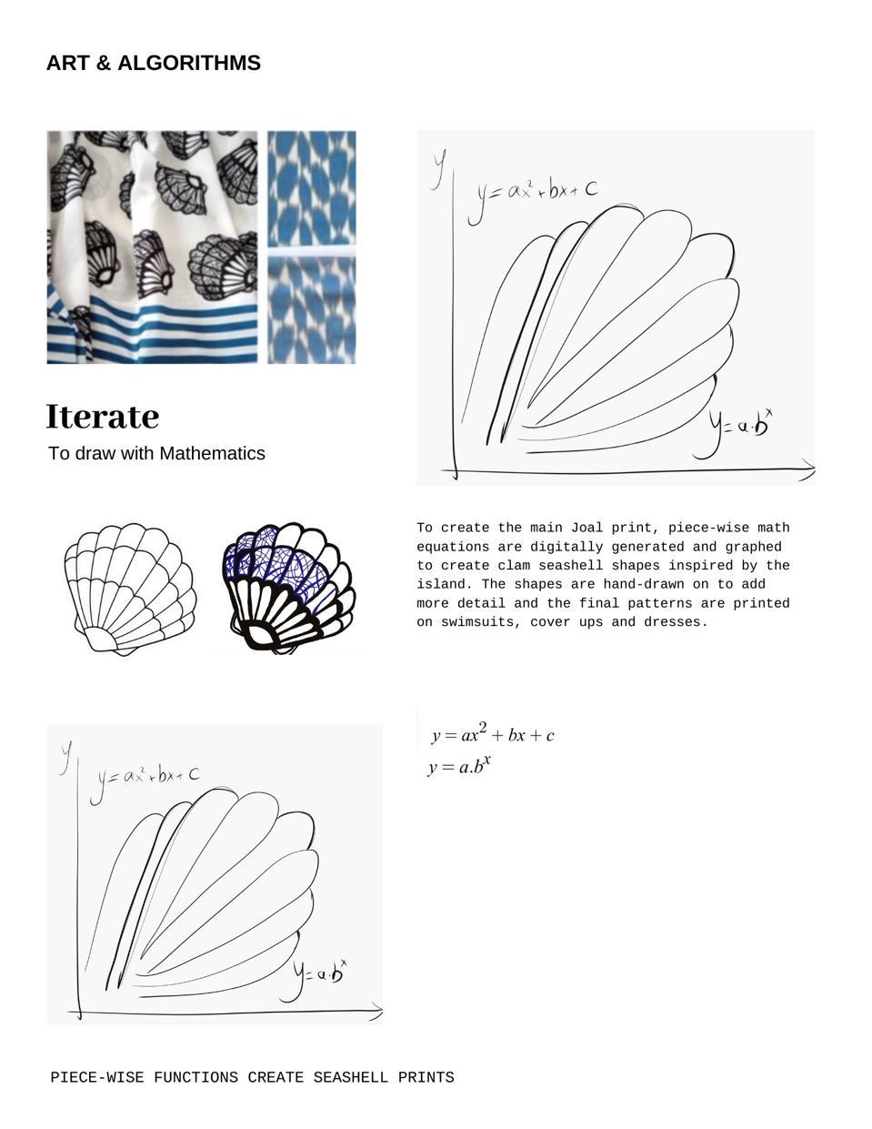Diarrablu, Diarra Bousso, creative mathematics