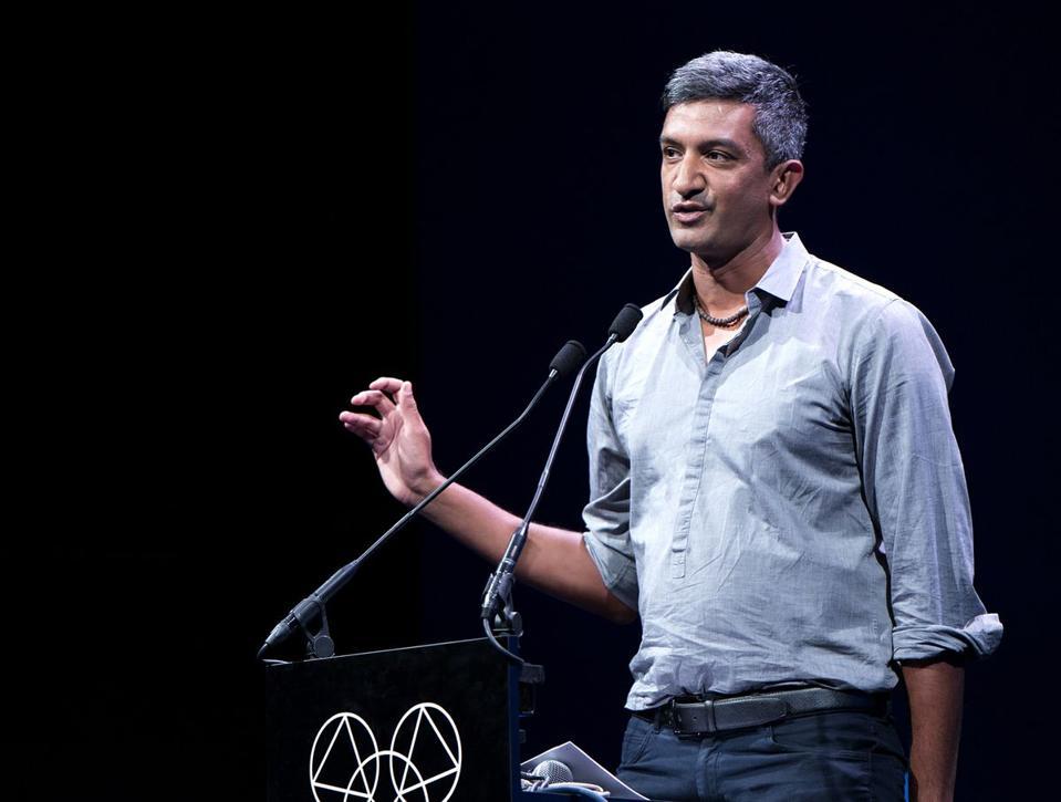 Author and UCLA Professor Ramesh Srinivasan